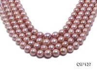 12.5-16mm Lavender Edison Pearl String OIP137