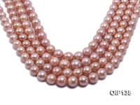 11.5-15mm Pink Edison Pearl String OIP138