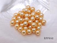 12-13mm Golden Round South Sea Pearl  STP040